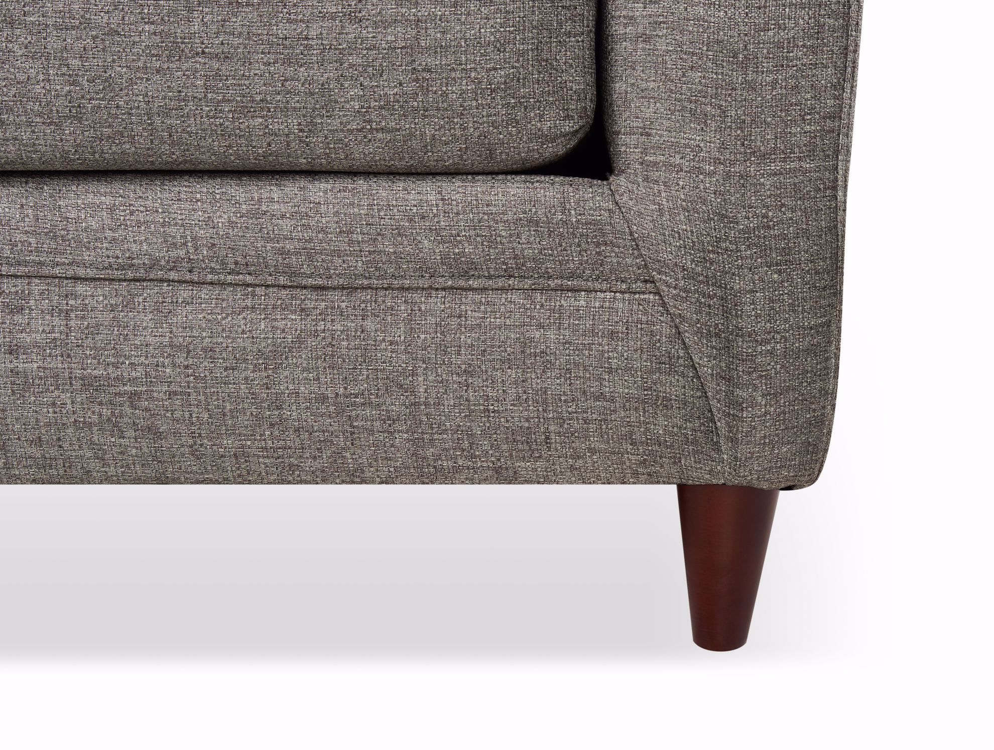 Picture of Jensen Grey Loveseat