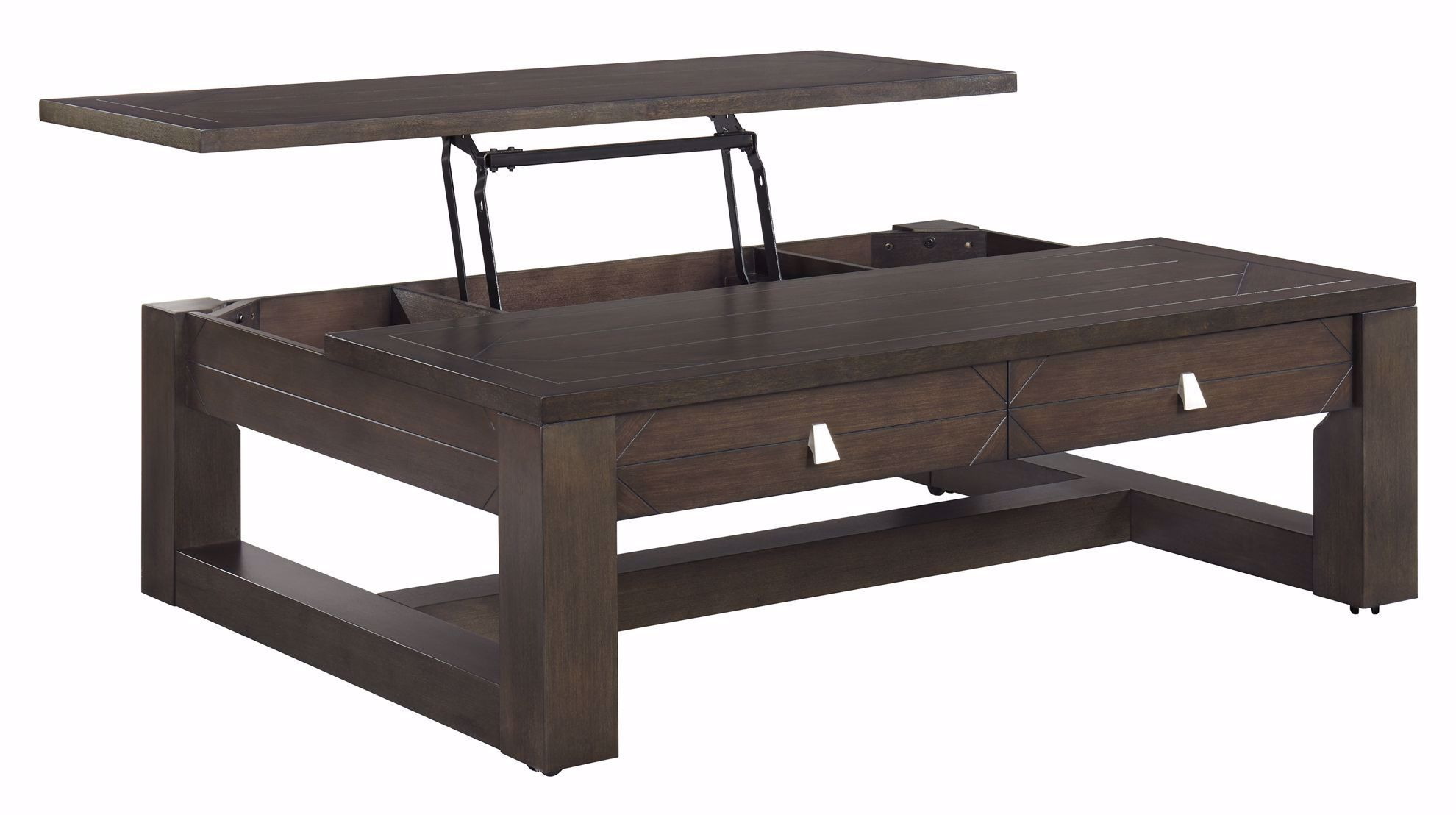 Picture of Tariland Grey-Brown Lift Cocktail Table