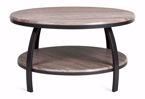 Picture of Carson Brown Cocktail Table