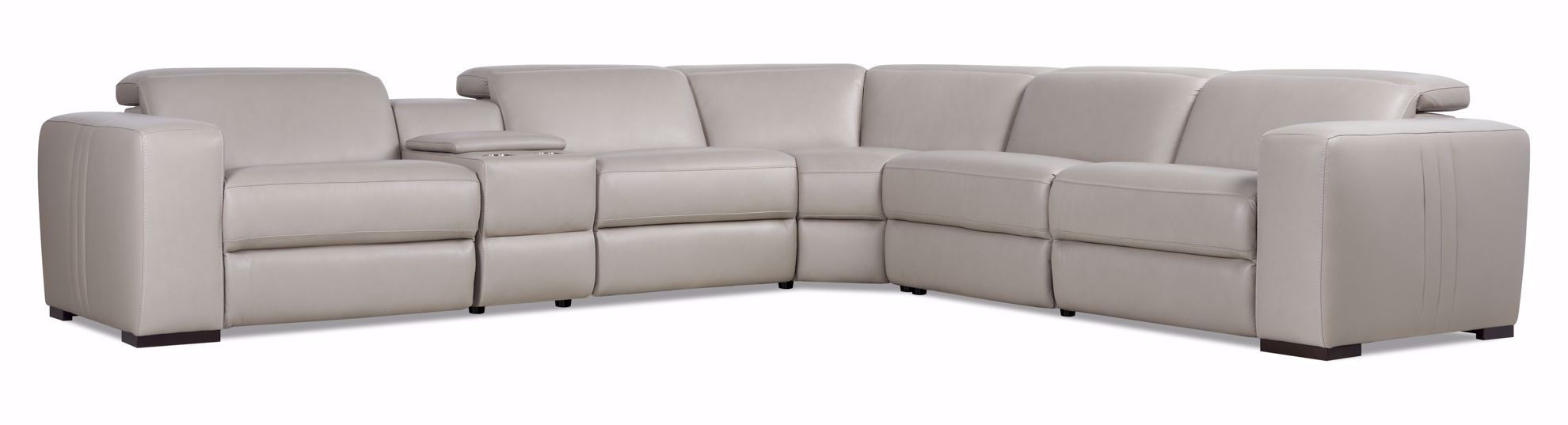 Picture of Colby Mist 6-Piece Power Sectional