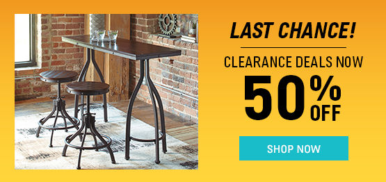 Clearance Deals Now 50% off