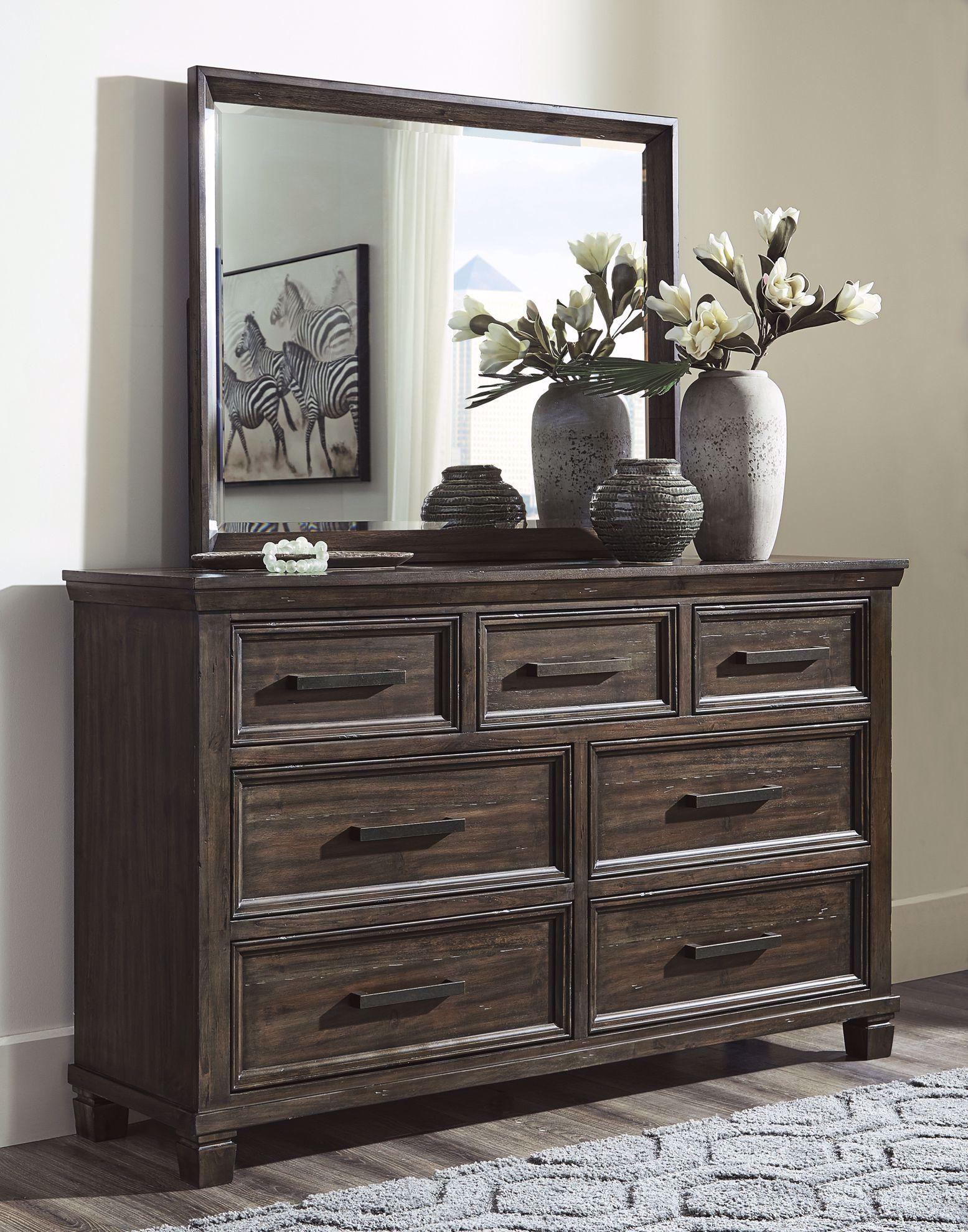 Picture of Johurst Dresser & Mirror