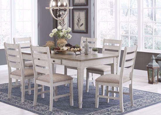 Picture of Skempton Dining Table & 6 Chairs