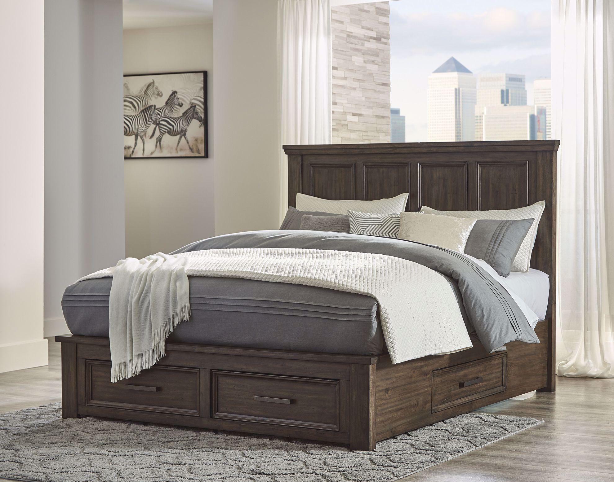 Picture of Johurst Storage Queen Bed