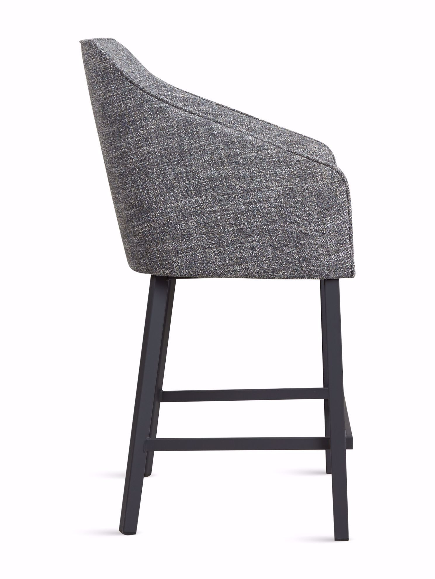Picture of Sara II Tweed Counter Stool