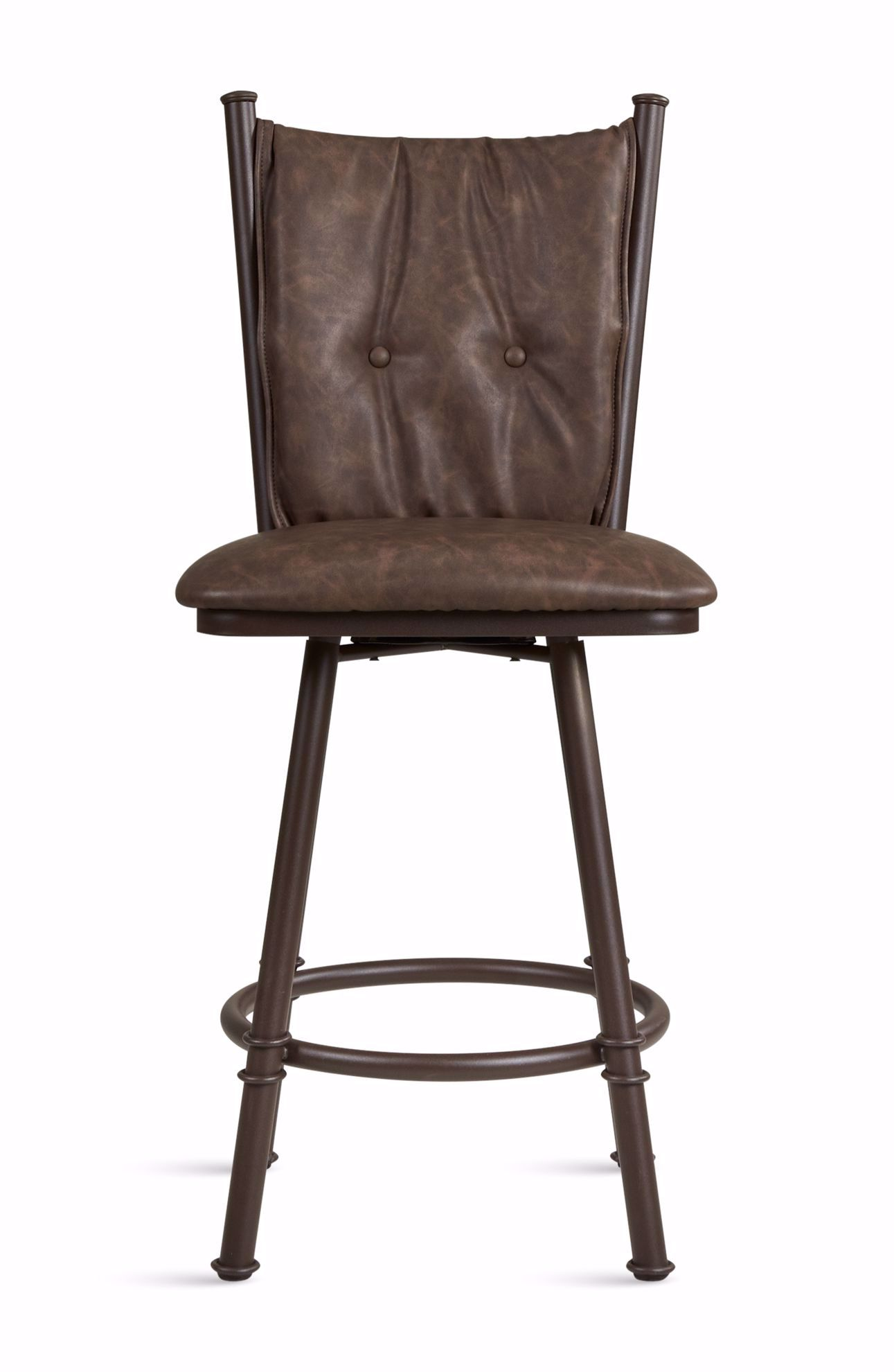 Picture of Arthur I Chocolate Counter Stool
