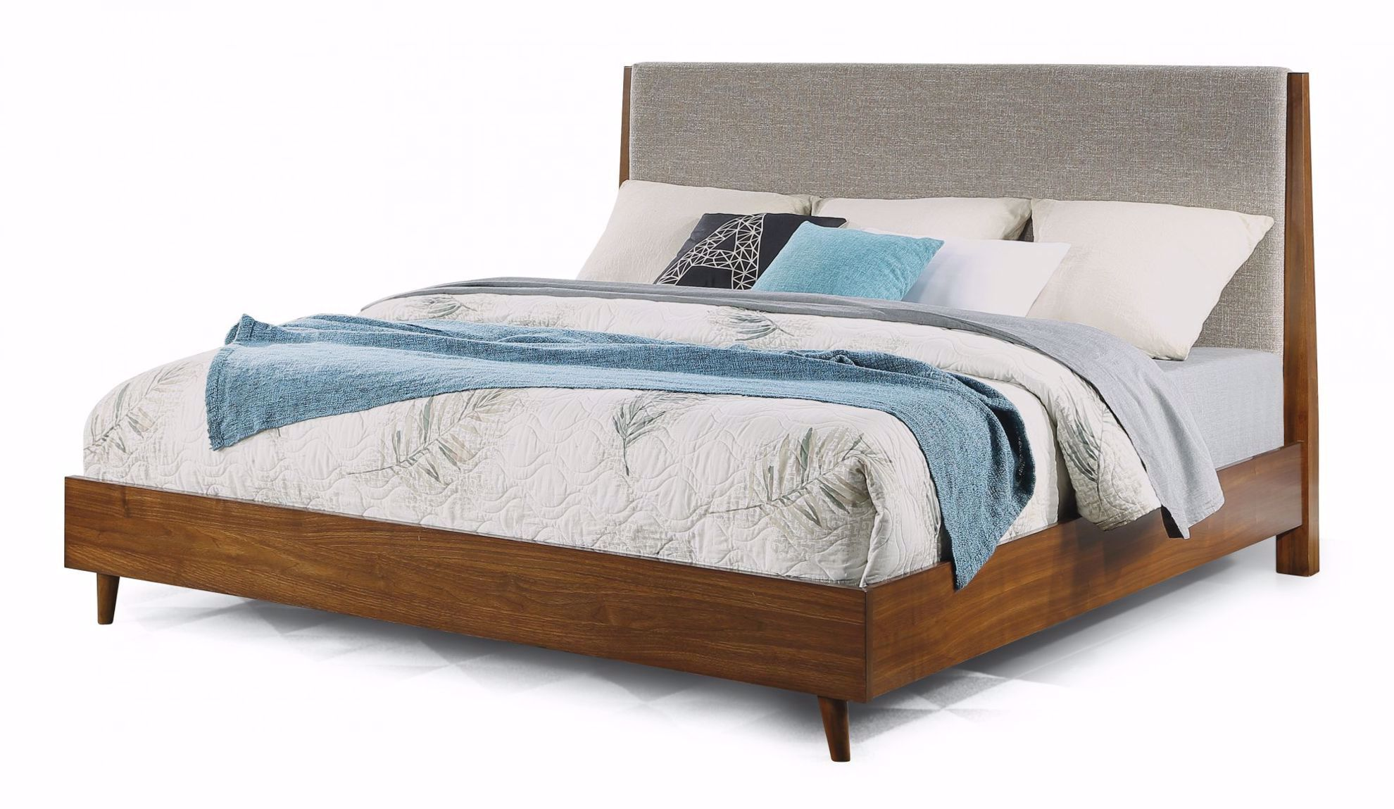 Picture of Ludwig Queen Upholstered Bedroom Set