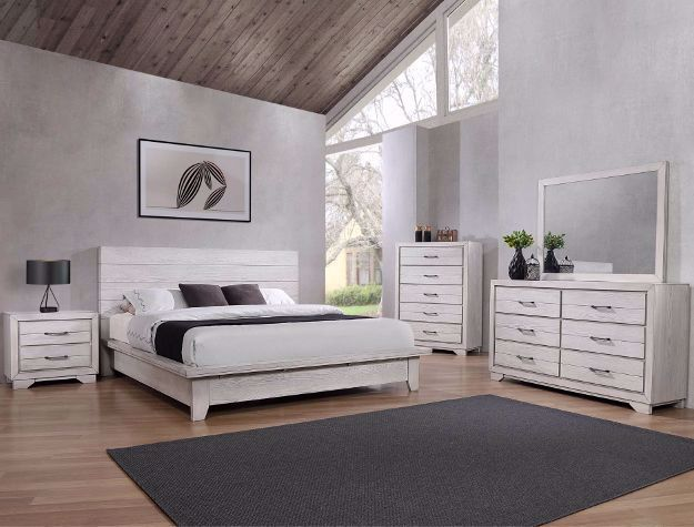 Picture of White Sands Queen Room Set
