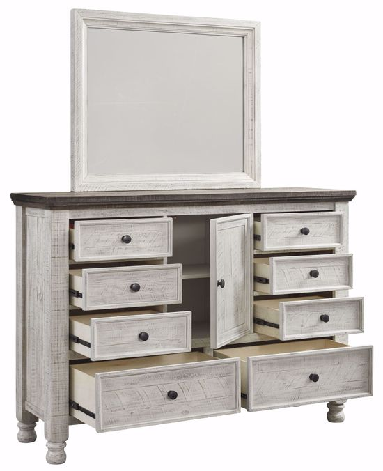 Picture of Havalance Queen Storage Room Set