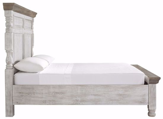 Picture of Havalance King Storage Bed Set