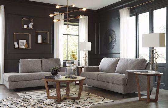 Picture of Lyman Graphite Sofa