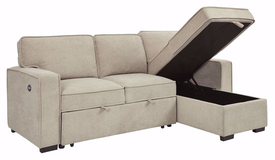 Picture of Darton Cream 2-Piece Sectional