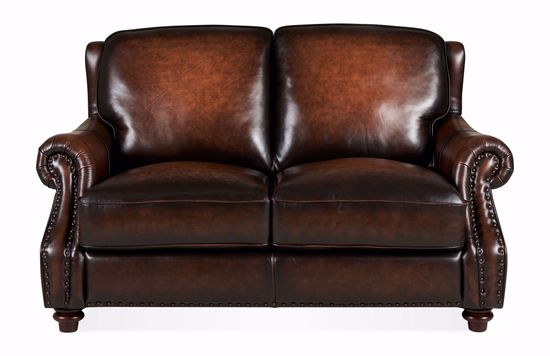 Picture of Hillsboro Bomber Jacket Loveseat