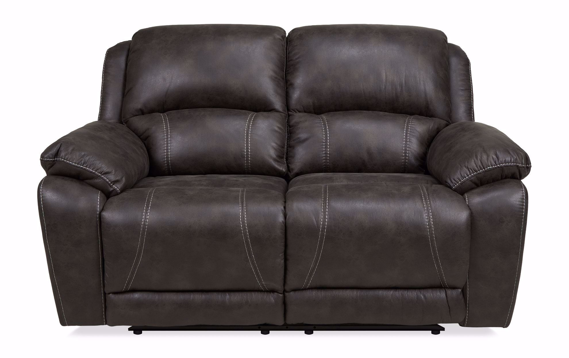 Picture of Natalie Granite Reclining Loveseat