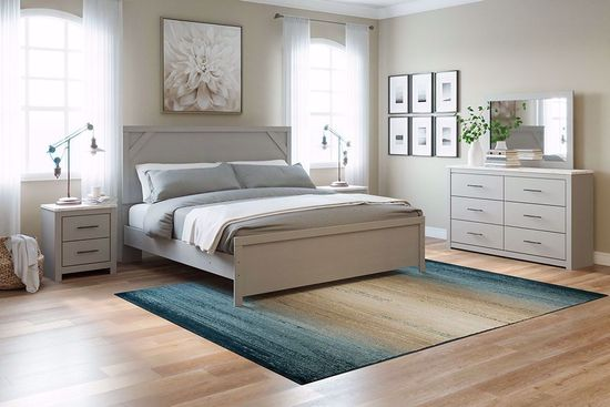 Picture of Cottenburg King Panel Bed