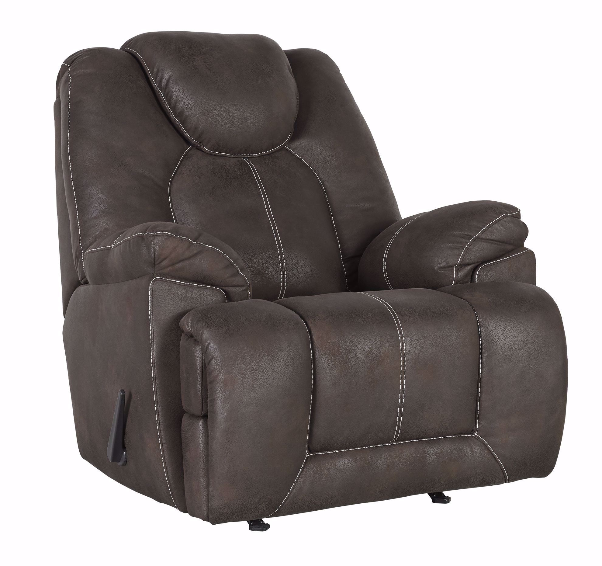 Picture of Warrior Fortress Coffee Rocker Recliner
