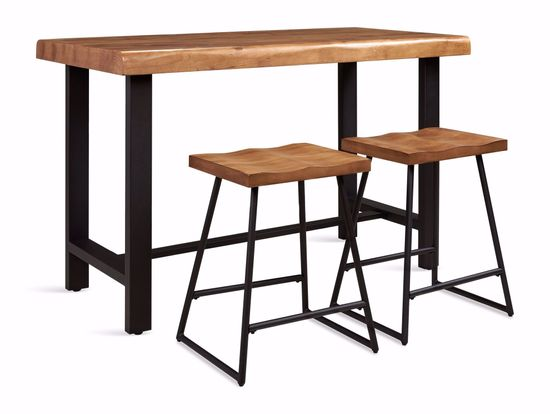Picture of Landon Counter Table with Two Stools