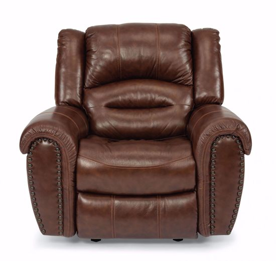 Picture of Town Brown Recliner
