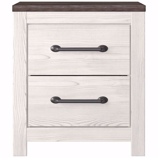 Picture of Gerridan 2 Drawer Nightstand