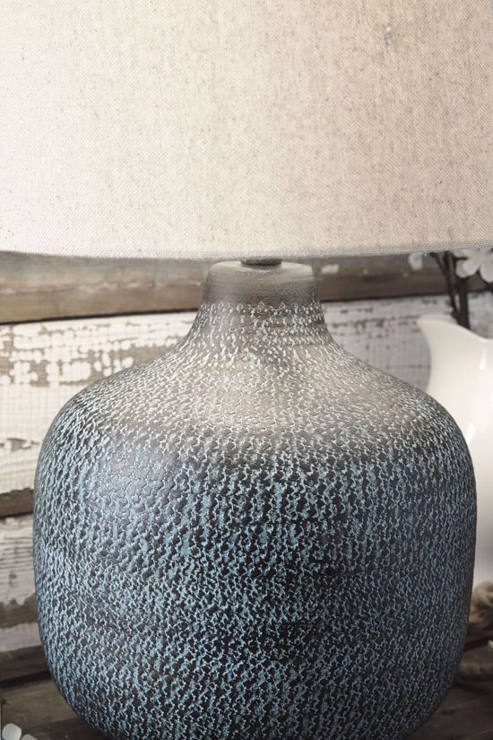 Picture of Malthace Metal Table Lamp