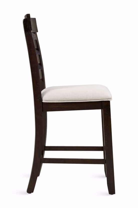 Picture of Colorado Counter Height Chair with Cushion Seat