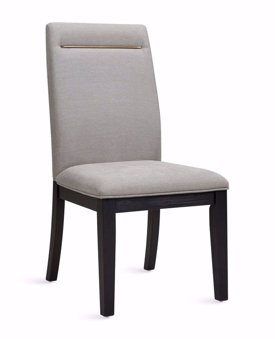 Picture of Yves Grey Side Chair