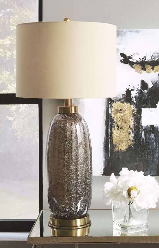 Picture of Aaronby Glass Table Lamp