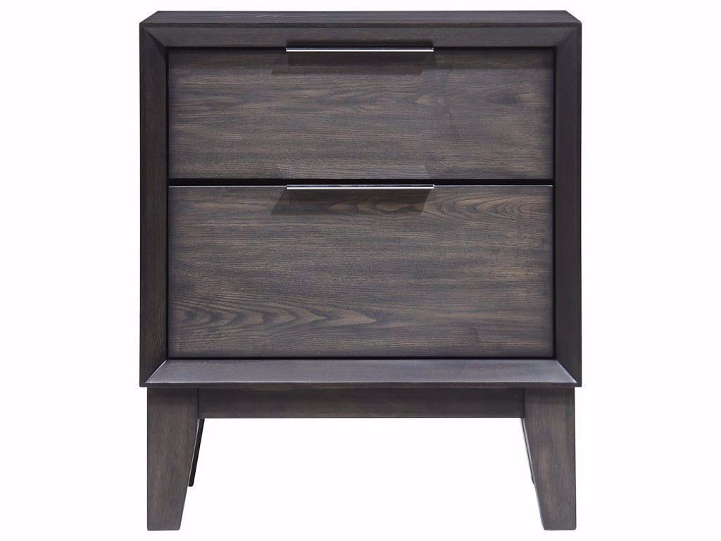 Picture of Florian Gray Nightstand