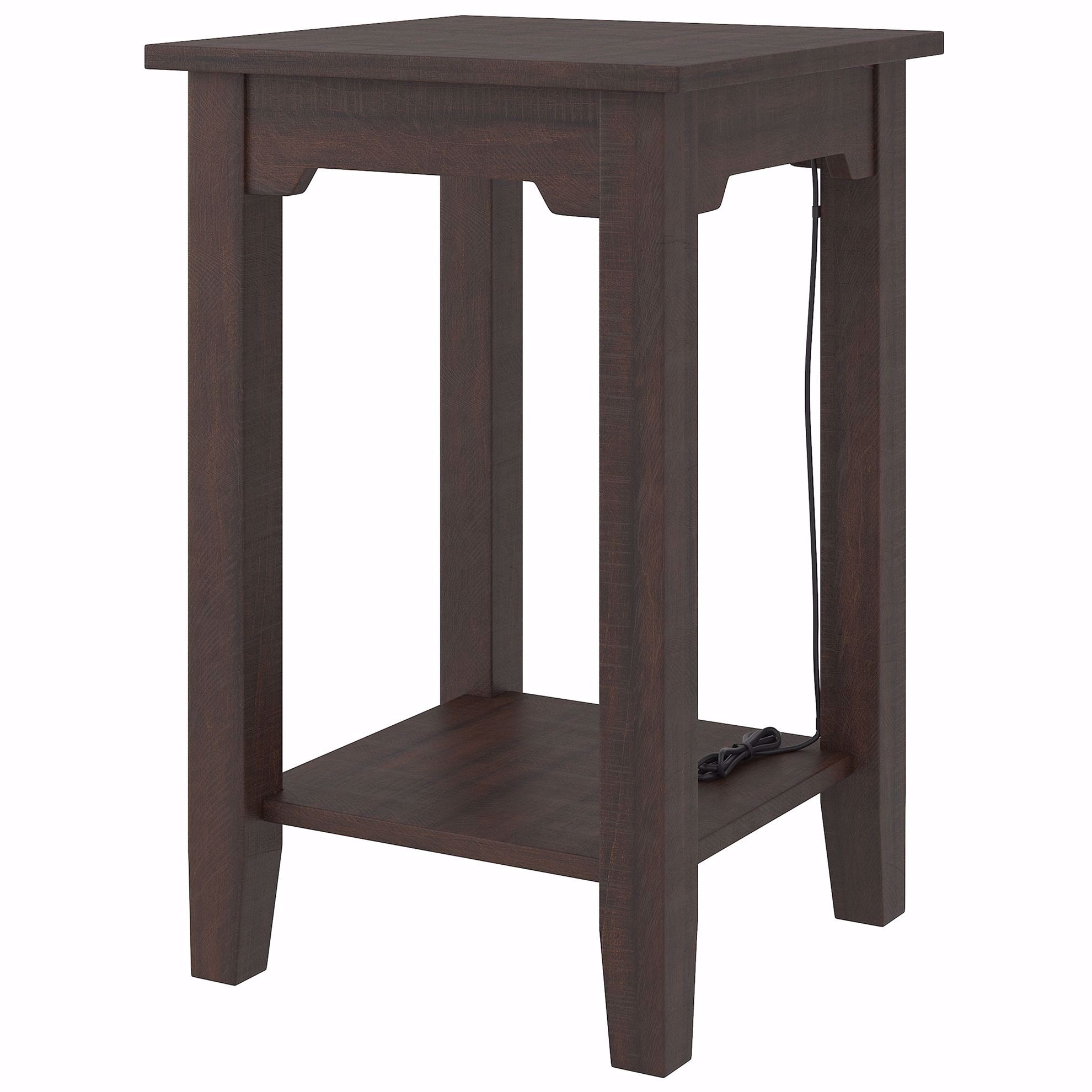 Picture of Camiburg Brown Chairside Table