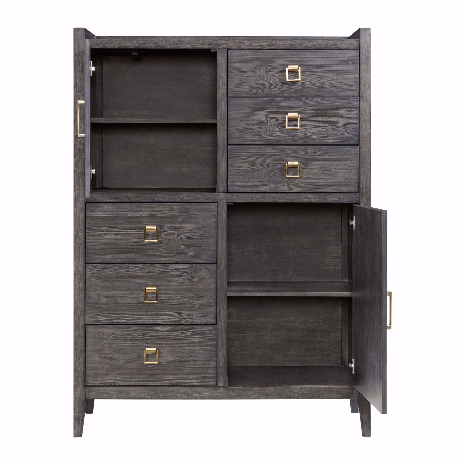 Picture of Portia 6-Drawer Gentleman's Chest