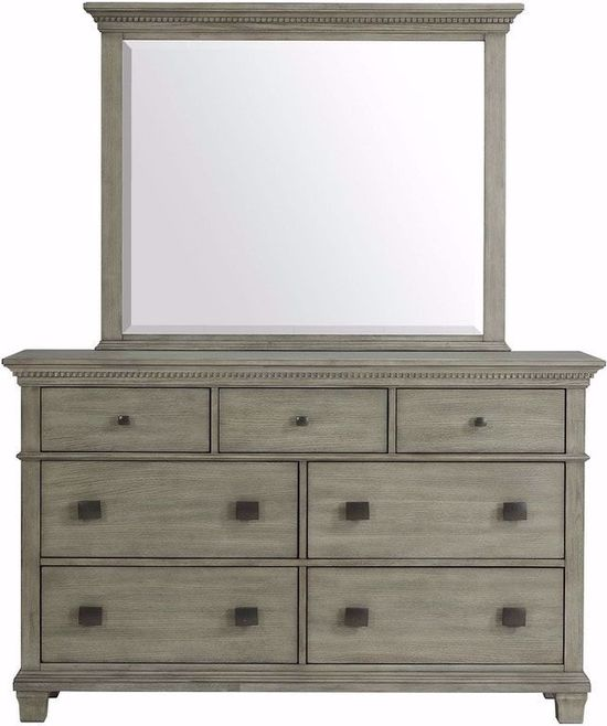 Picture of Crawford Dresser and Mirror