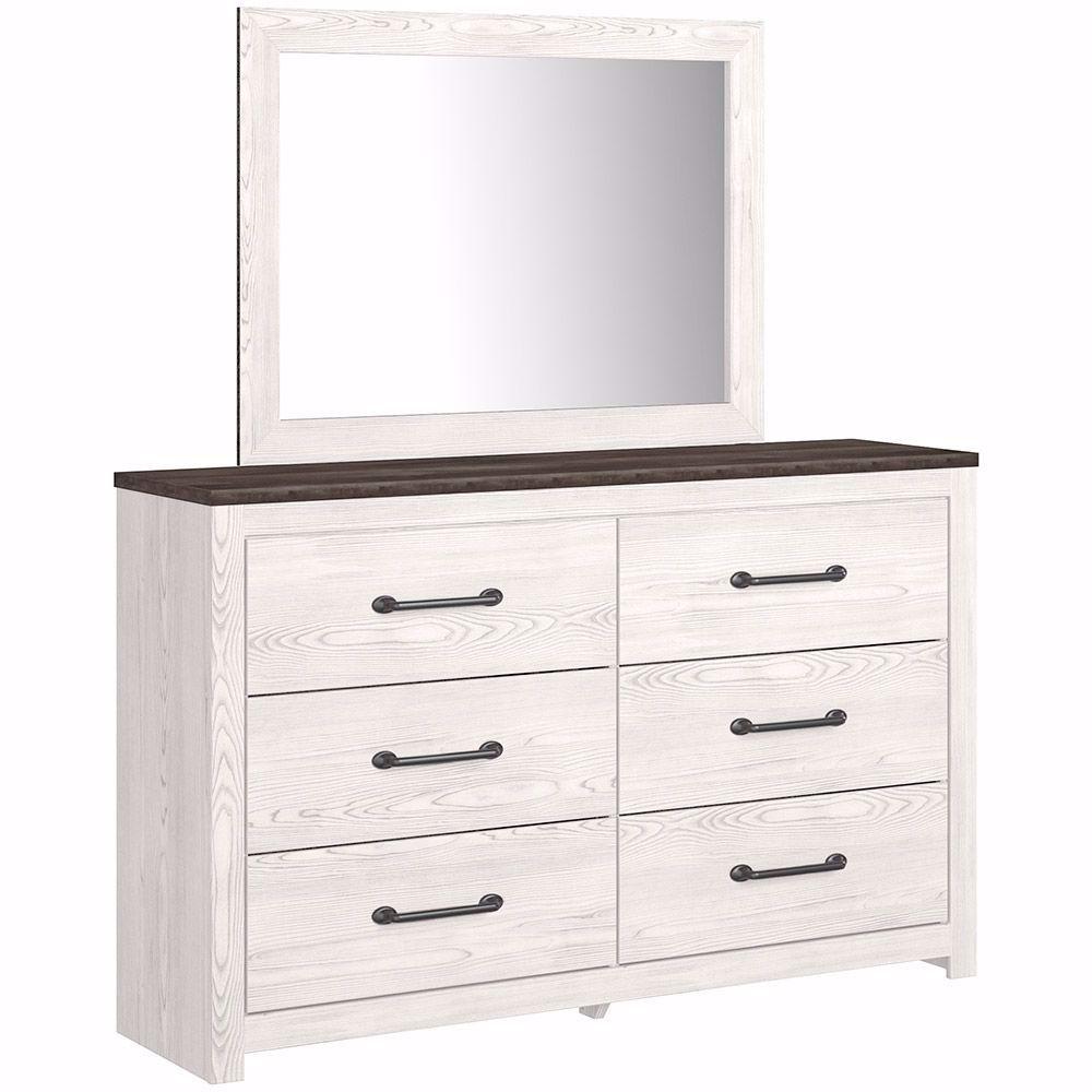 Picture of Gerridan Dresser and Mirror Set