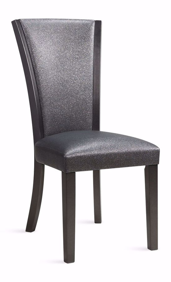 Picture of Platina Grey Dining Table & 4 Chair