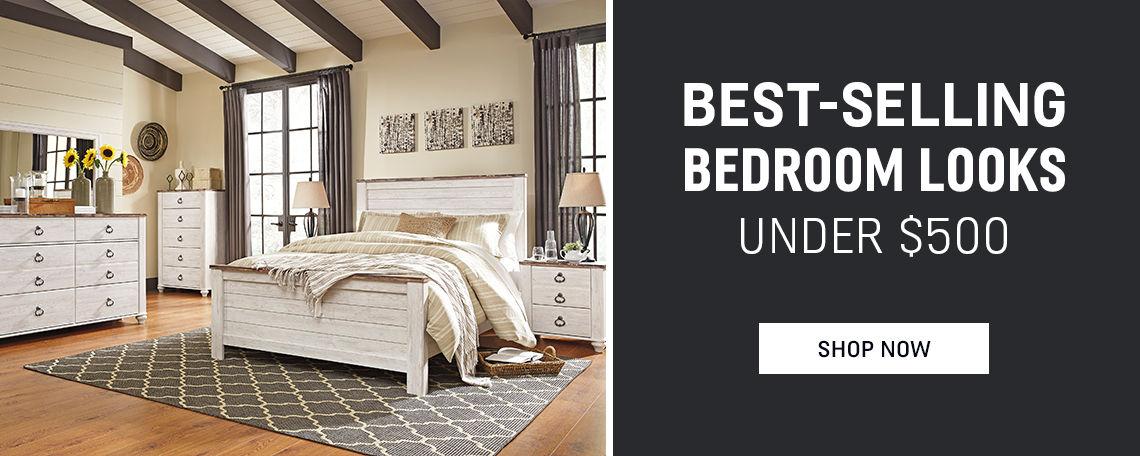 Best-Selling Bedroom Looks Under $500