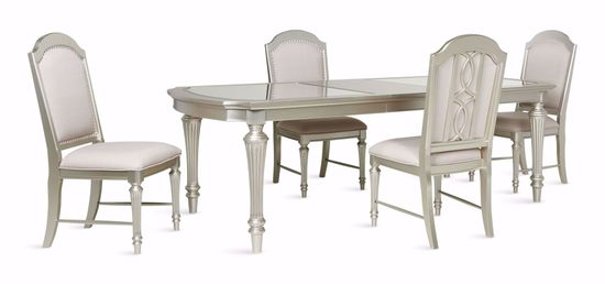 Picture of Regency Park Table and Four Chairs