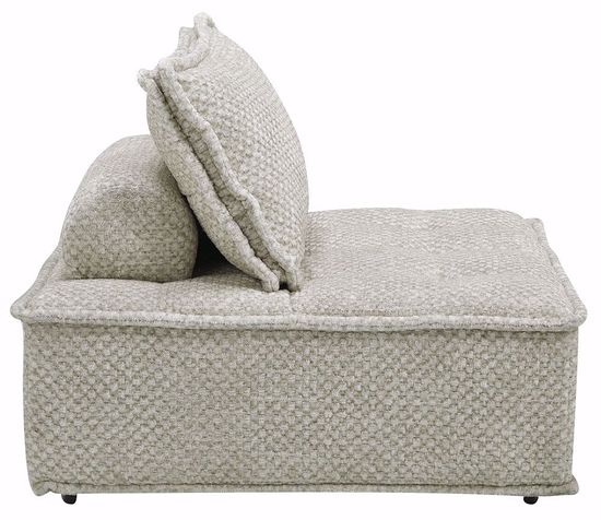 Picture of Bales Taupe Accent Chair