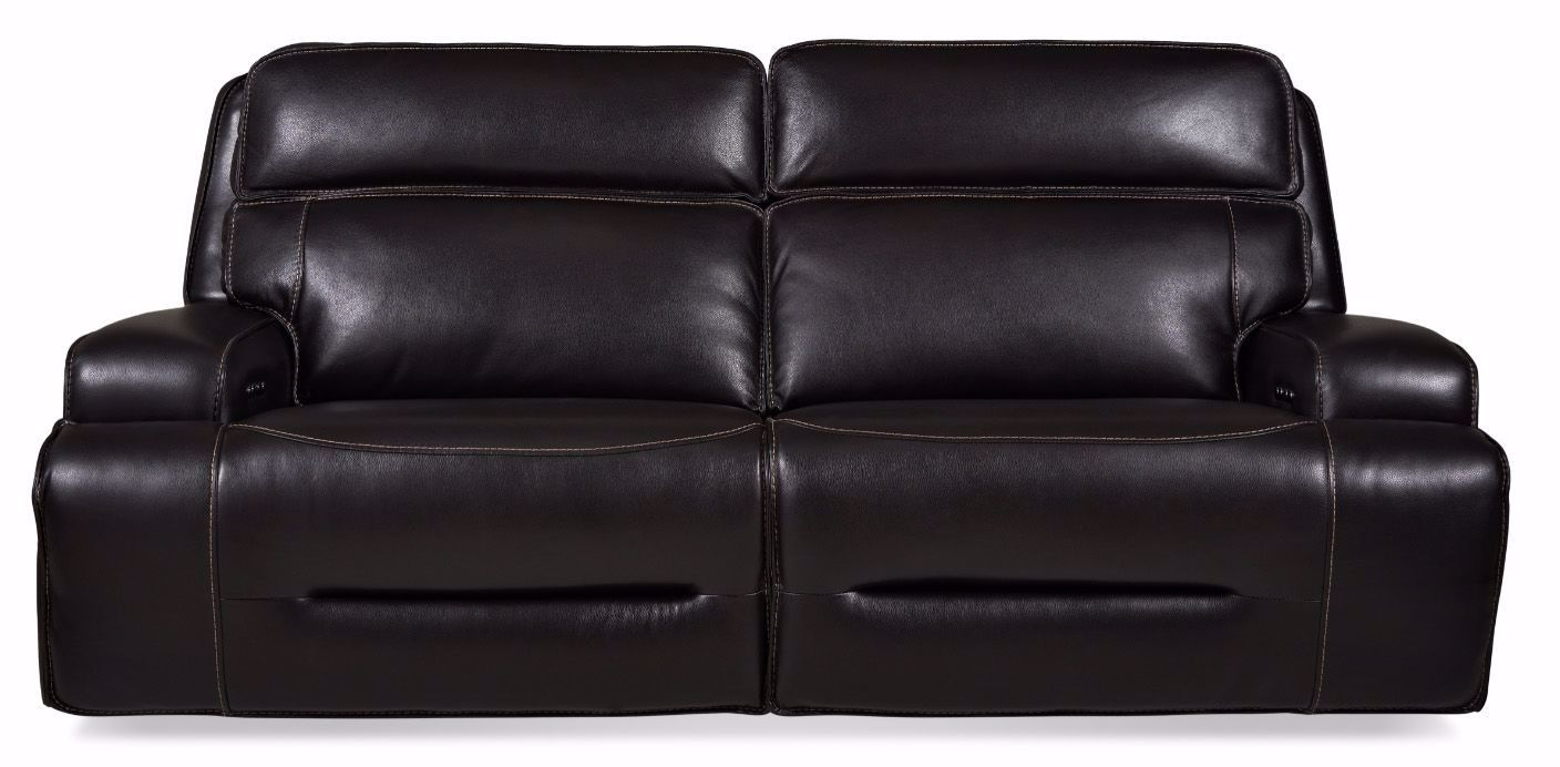 Picture of Sienna Blackberry Power Reclining Sofa