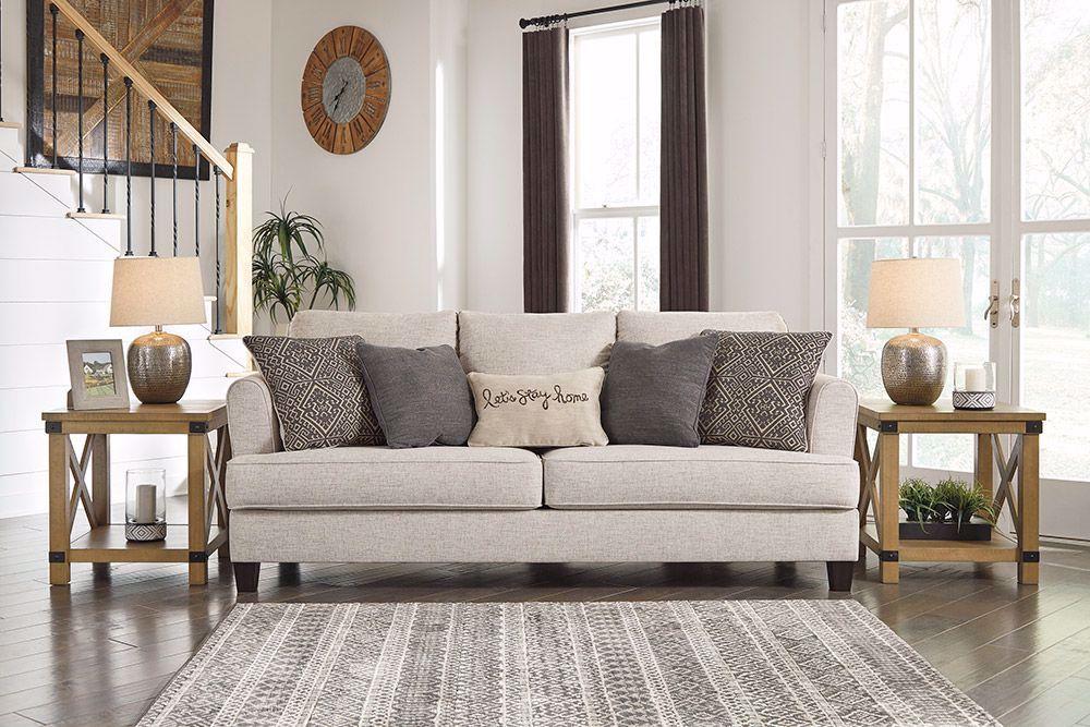 Picture of Alcona Linen Sofa
