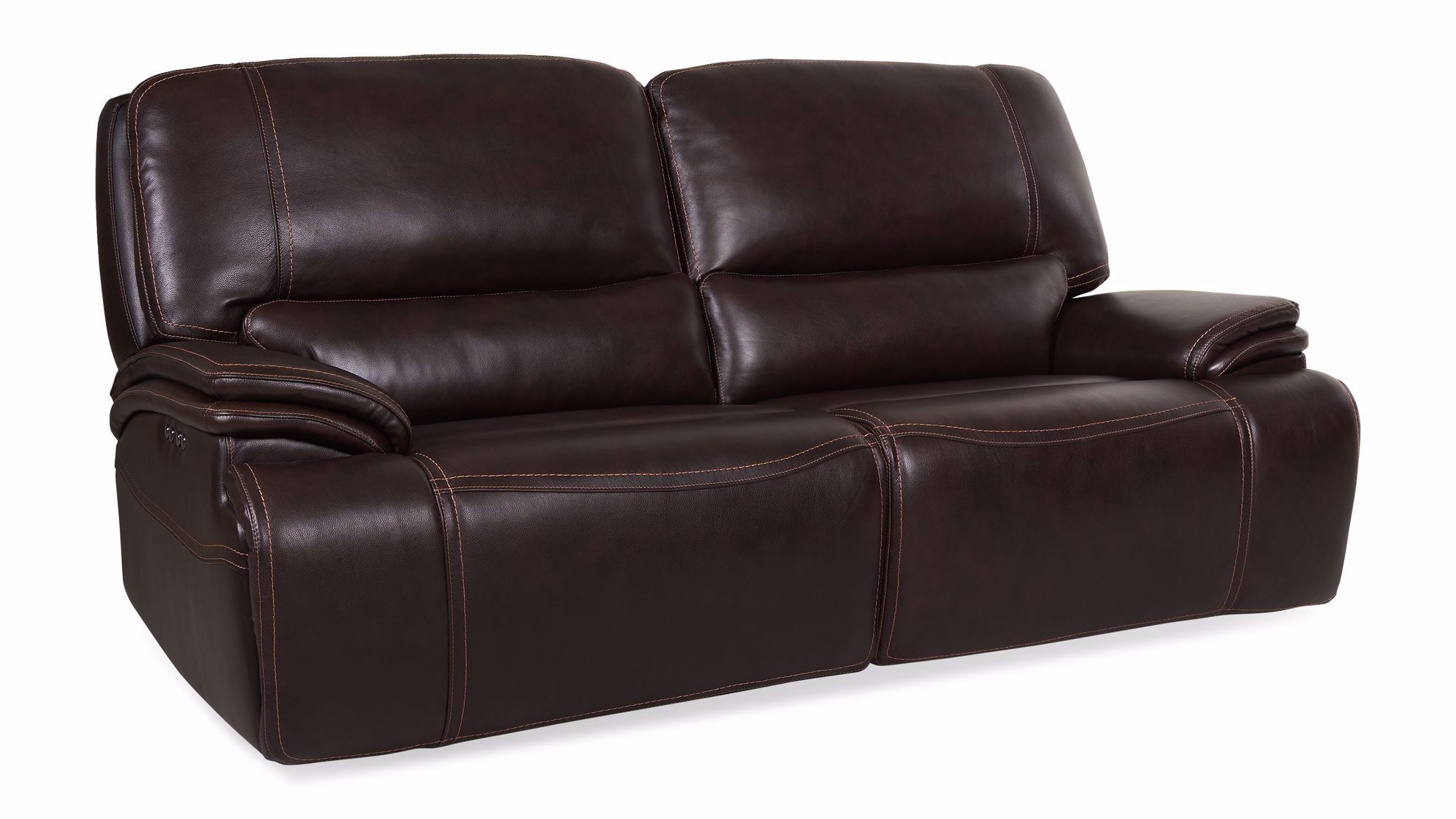 Picture of Trent Coffee Power Reclining Sofa