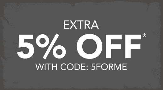 35% Off + EXTRA 5% Off* with code: 5FORME