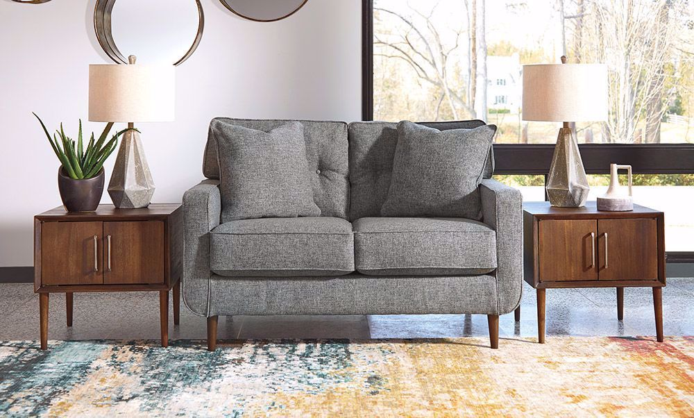 Picture of Zardoni Charcoal Loveseat