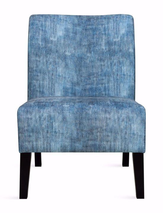 Picture of Triptis Denim Accent Chair