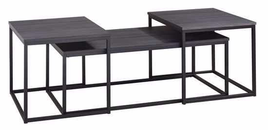 Picture of Yarlow Black 3-Pack Tables