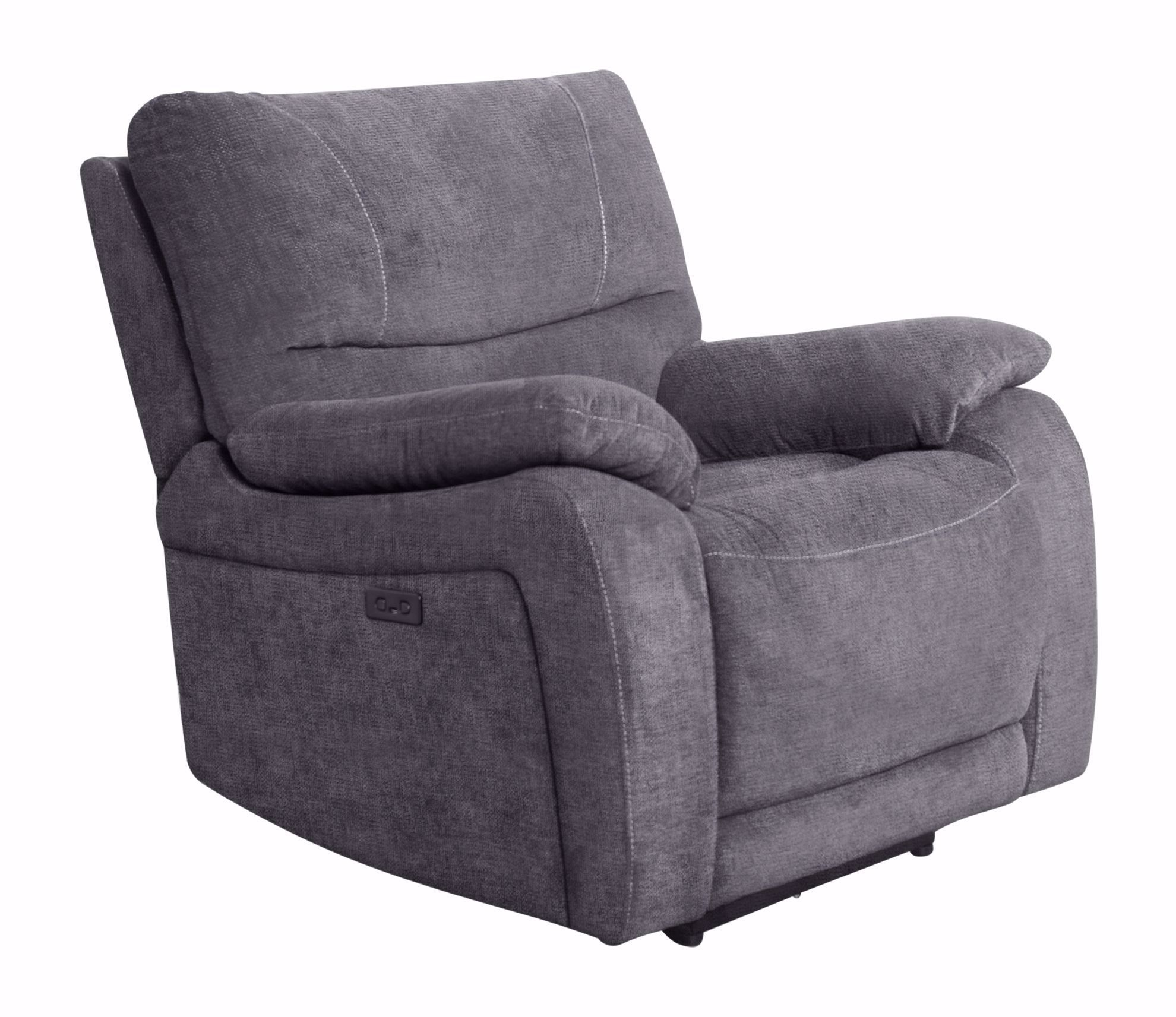 Picture of Sky Grey Power Recliner