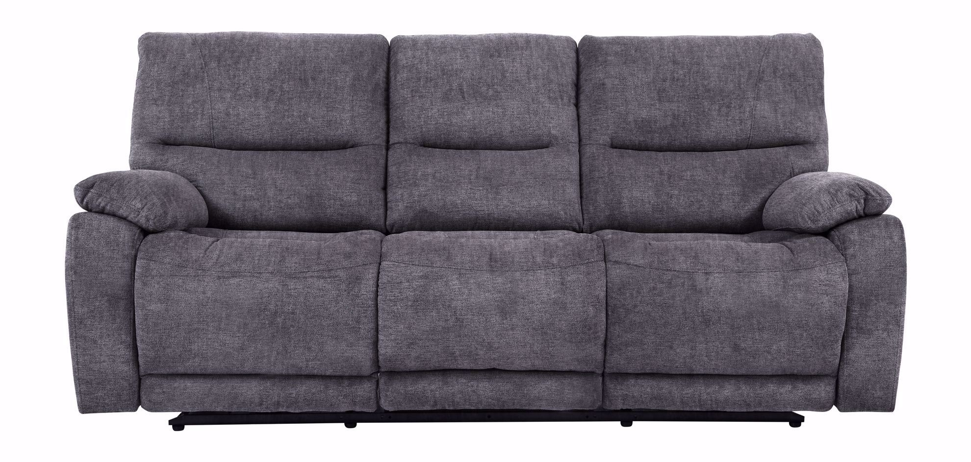 Picture of Sky Grey Power Reclining Sofa