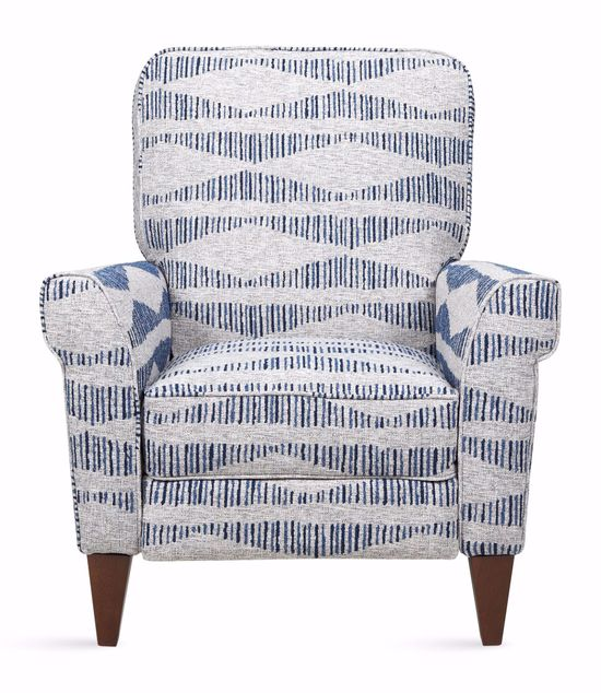 Picture of Haven Bluestone High Leg Recliner