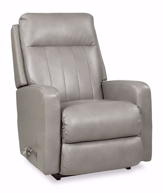 Picture of Finley Pewter Rocker Recliner