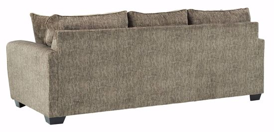 Picture of Olin Chocolate Sofa