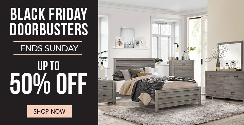 Ends Sunday! | Early Black Friday Doorbusters | Save Up to 50% Off* (Shop Doorbusters)