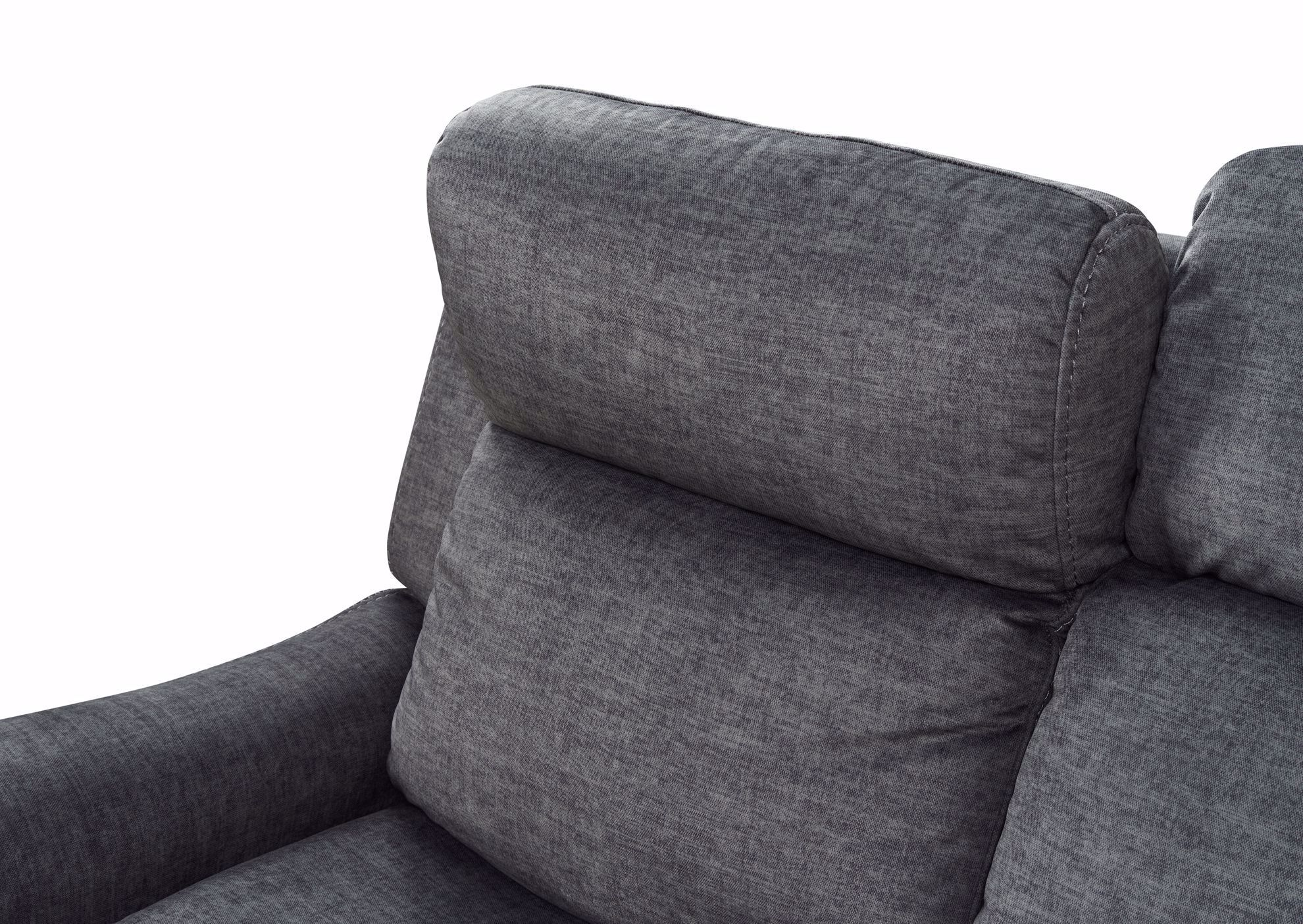 Picture of Brett Charcoal Power Reclining Sofa